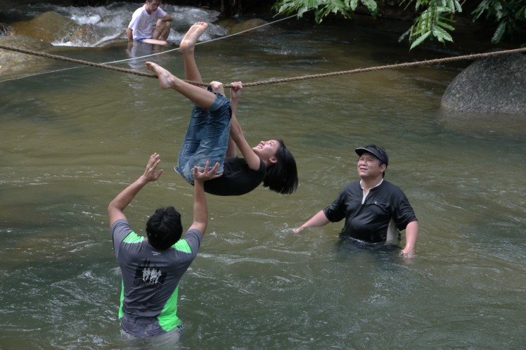 Photos of Malaysia Youth Retreat Dec 2014