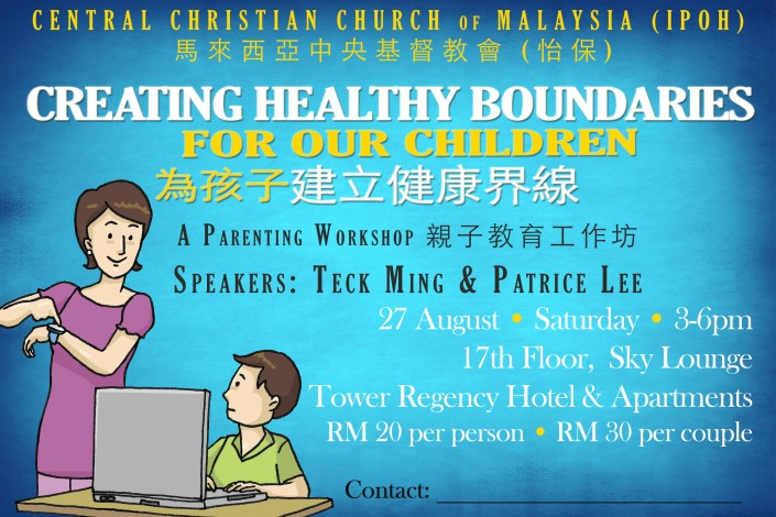 Creating Healthy Boundaries - Front_Ipoh_EngChinese