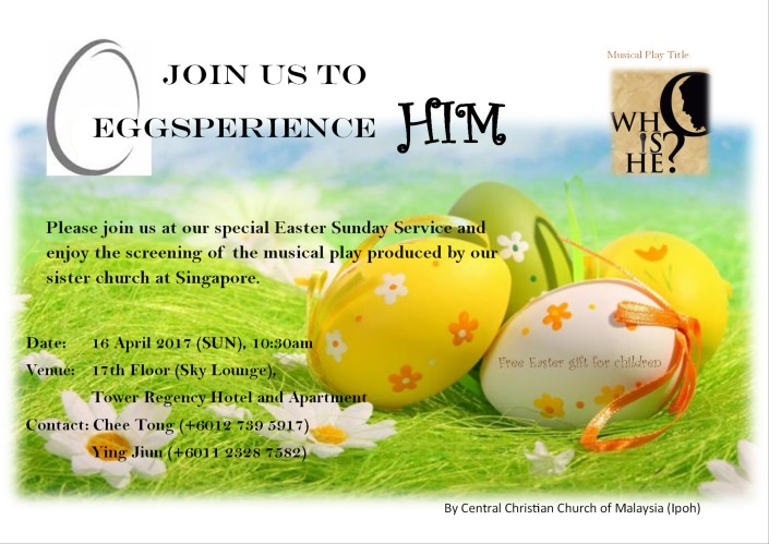 Easter Special Service 2017